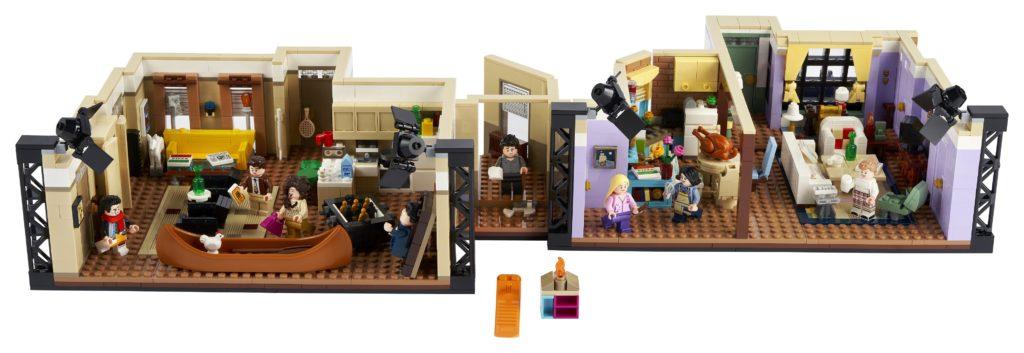 10292 Friends Apartments Set