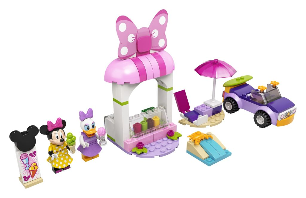 10773 Minnie Mouses Ice Cream Shop Product Photo