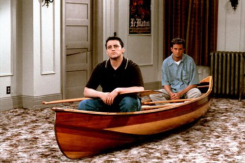 Joey Chandler Canoe