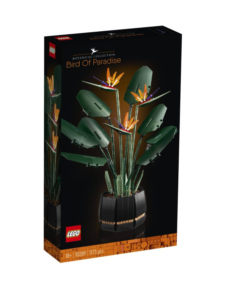 LEGO 10289 Birds of Paradise Box 2