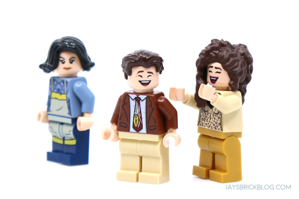LEGO 10292 The Friends Apartments Janice and Chandler