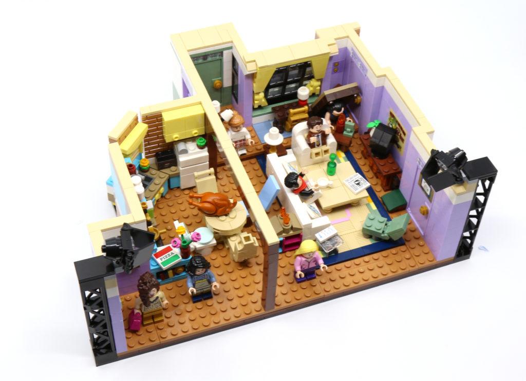 LEGO 10292 The Friends Apartments Monicas Apartment