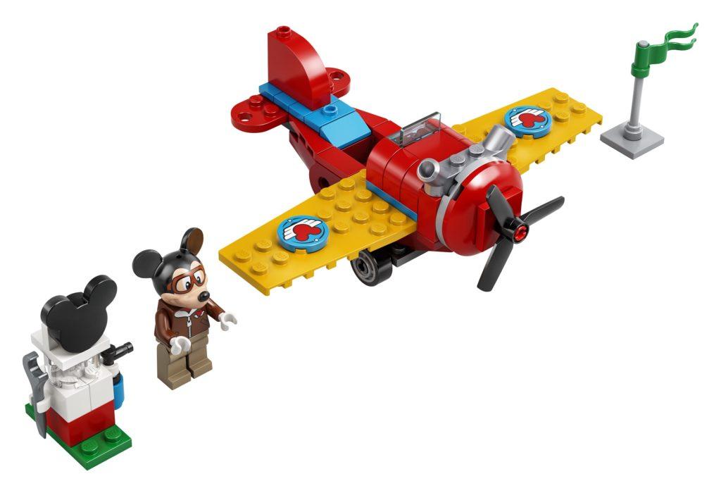 LEGO 10772 Mickey Mouses Propeller Plane Set
