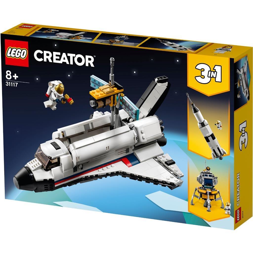 LEGO 31117 Space Shuttle Box