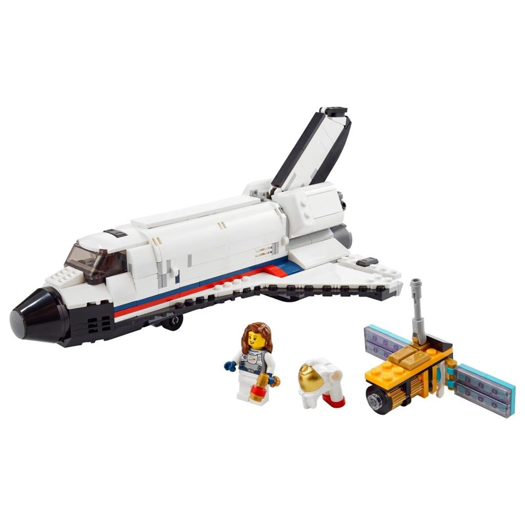 LEGO 31117 Space Shuttle Set
