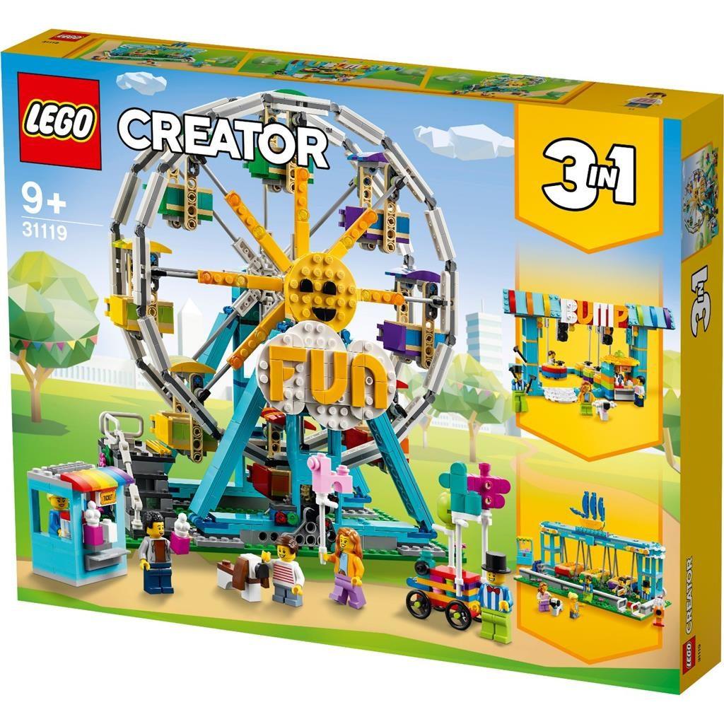 LEGO 31119 Ferris Wheel Box