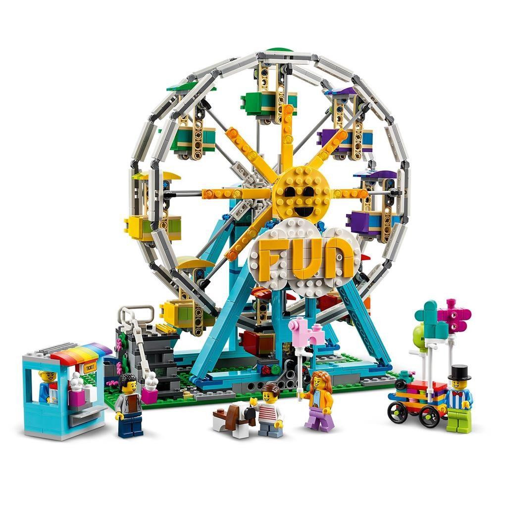 LEGO 31119 Ferris Wheel Set