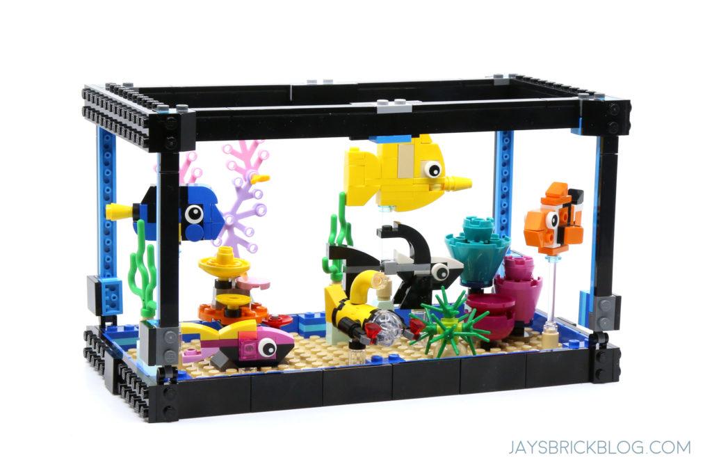 LEGO 31122 Fish Tank Aquarium
