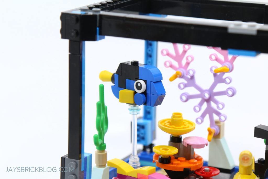 LEGO 31122 Fish Tank Aquarium Dory Fish