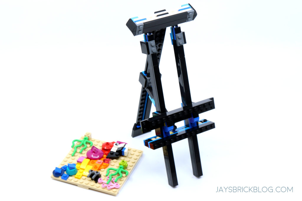 LEGO 31122 Fish Tank Easel Frame