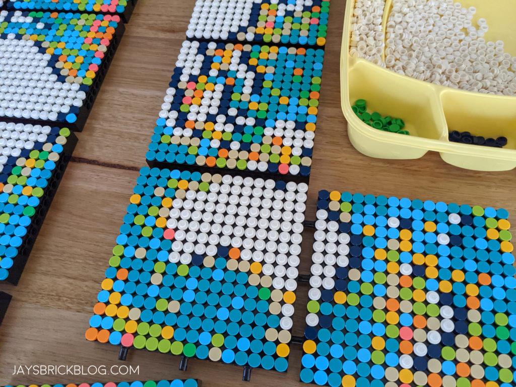 LEGO 31203 World Map Australia