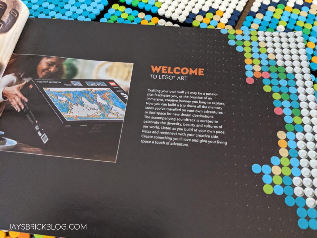 LEGO 31203 World Map Instructions 2