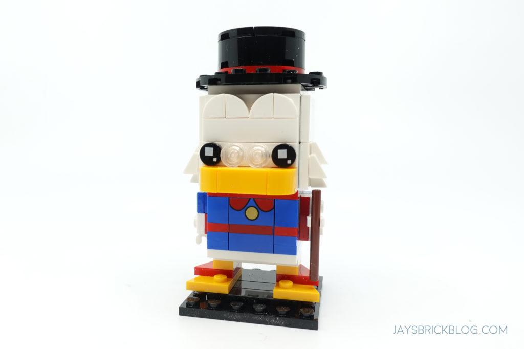 LEGO 40477 Ducktales Brickheadz Scrooge McDuck