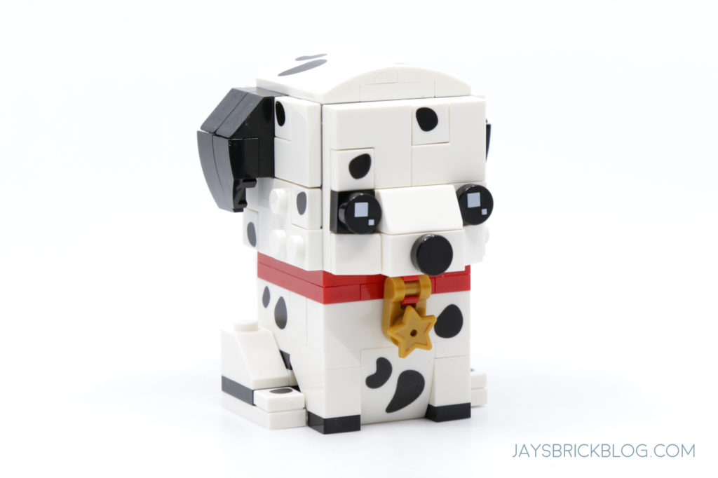 LEGO 40479 Dalmatian Brickheadz Adult Dalmatian