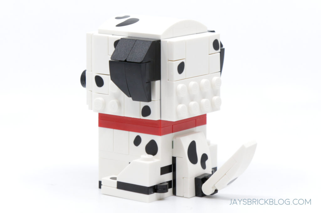 LEGO 40479 Dalmatian Brickheadz Adult Dalmatian Ears