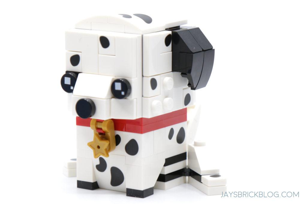 LEGO 40479 Dalmatian Brickheadz Open Legs