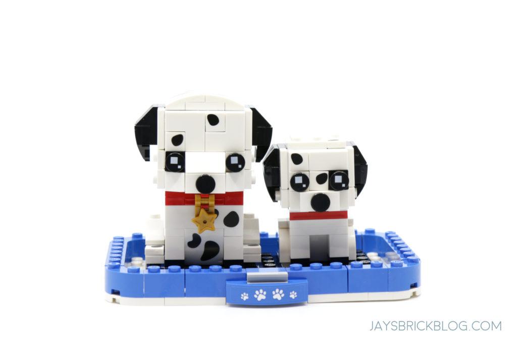 LEGO 40479 Dalmatian Brickheadz Set Photo