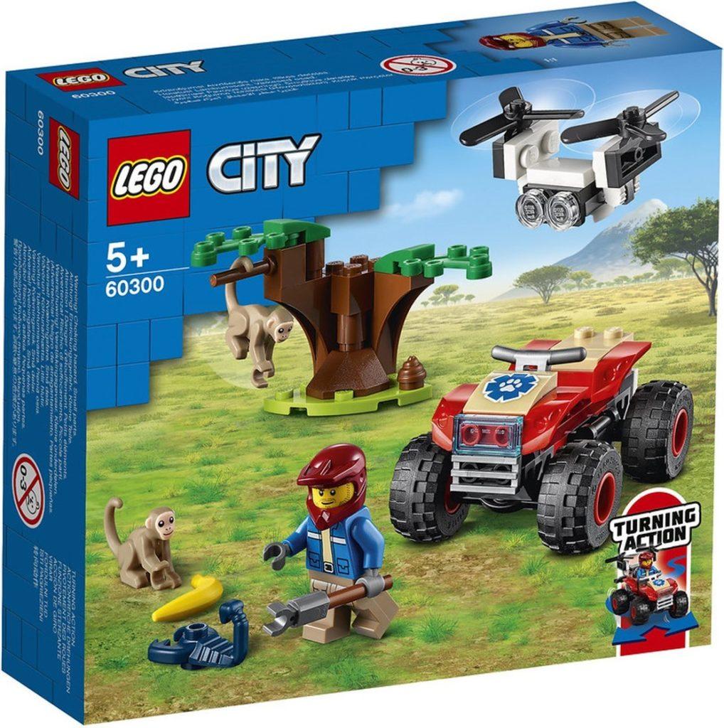 LEGO 60300 Animal Rescue ATV