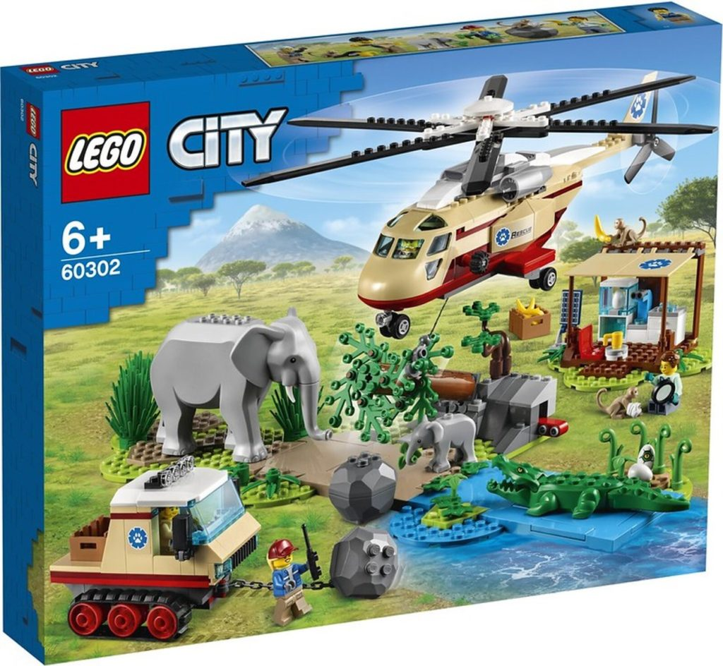 LEGO 60302 Animal Rescue Operation