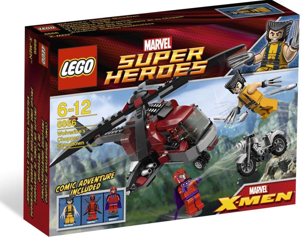 LEGO 6866 Box
