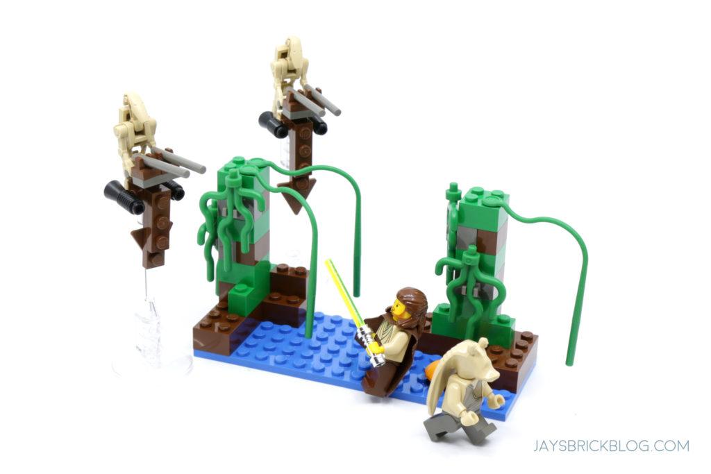 LEGO 7121 Naboo Swamp