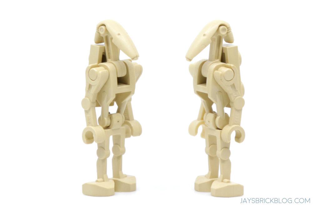 LEGO 7121 Naboo Swamp Battle Droids