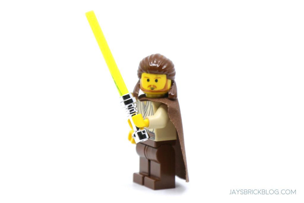 LEGO 7121 Naboo Swamp Chrome Lightsaber