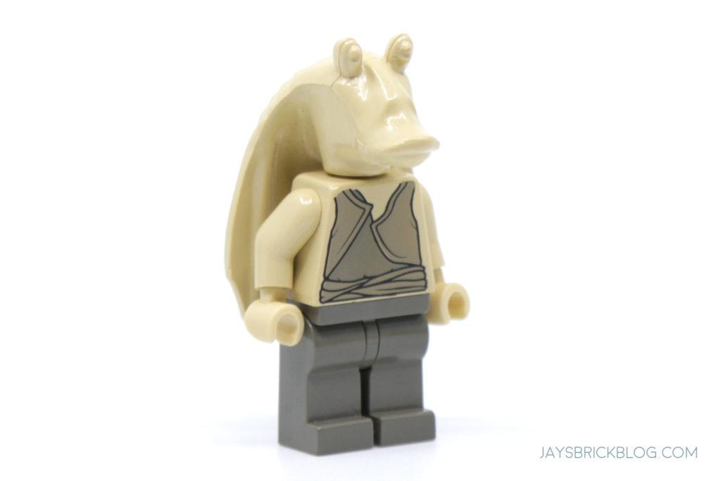 LEGO 7121 Naboo Swamp Jar Jar Binks Minifigure