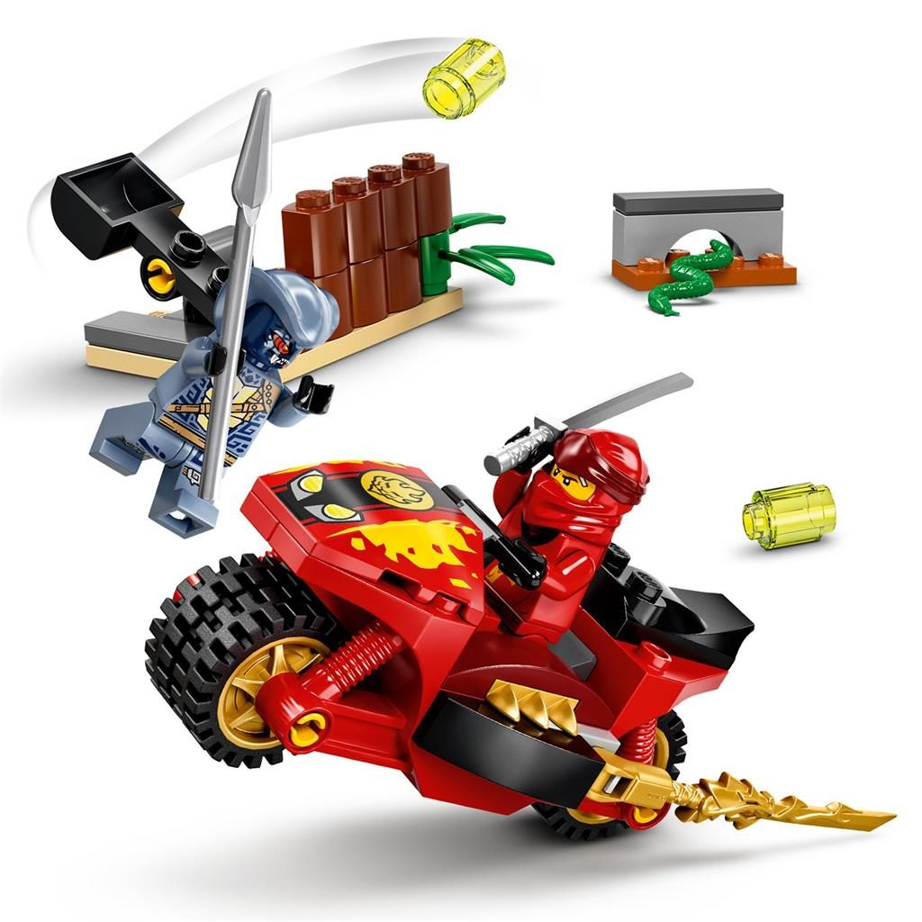 LEGO 71734 Kais Blade Cycle