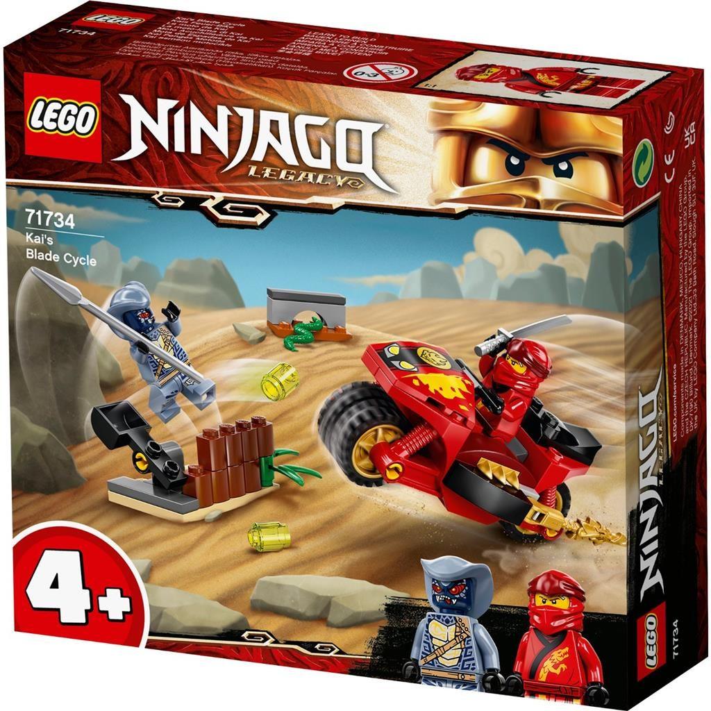 LEGO 71734 Kais Blade Cycle Box