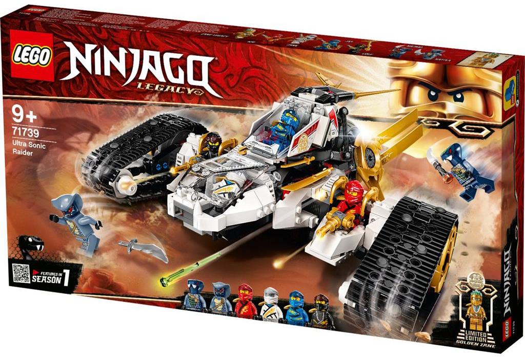 LEGO 71739 Ultra Sonic Raider