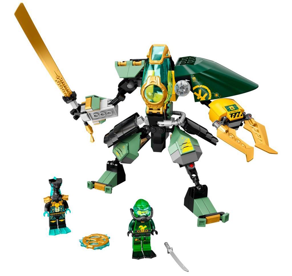 LEGO 71750 Lloyds Hydro Mech Set 1