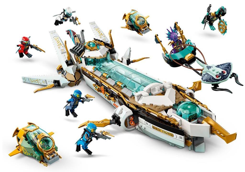 LEGO 71756 Hydro Bounty Set