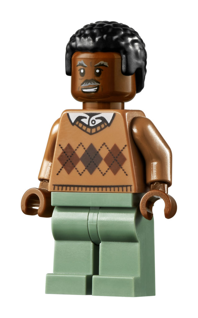 LEGO 76178 Daily Bugle Robbie Robertson