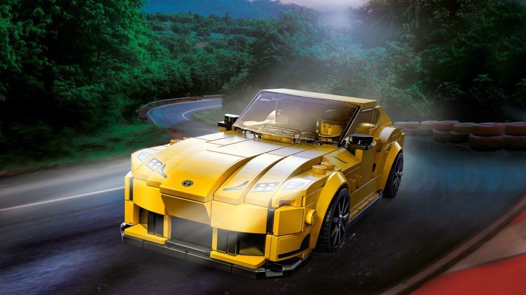 LEGO 76901 Toyota GR Supra Racing