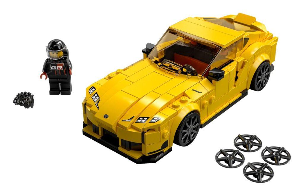 LEGO 76901 Toyota GR Supra Set