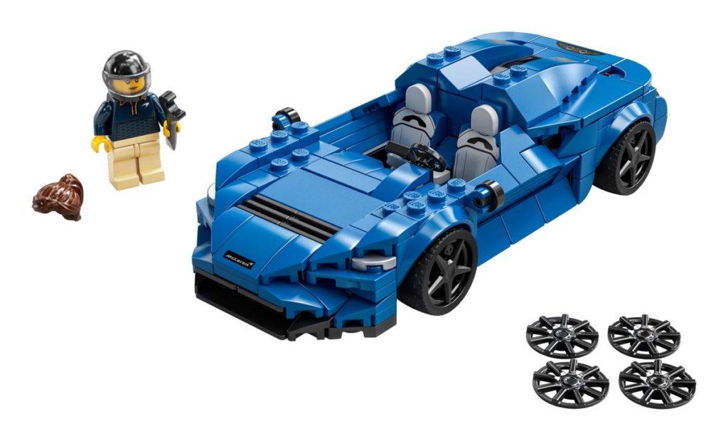 LEGO 76902 McLaren Elva Set