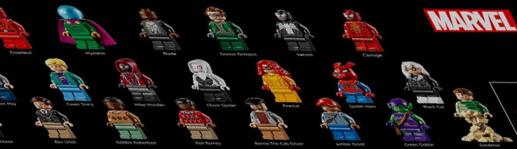 LEGO Daily Bugle Minifigures 2