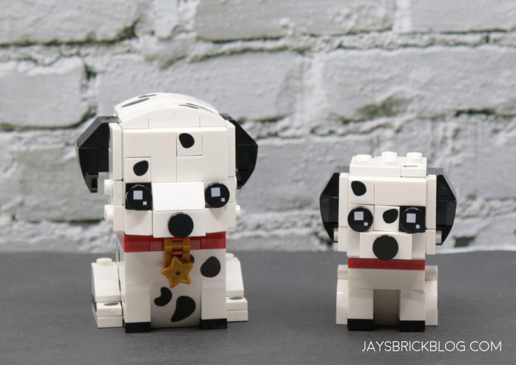 LEGO Dalmatian Brickheadz