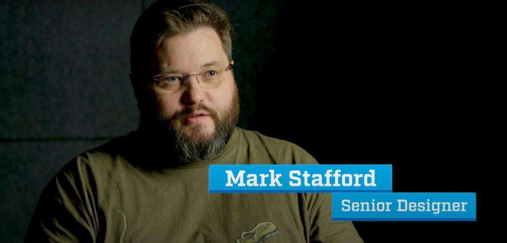 LEGO Mark Stafford