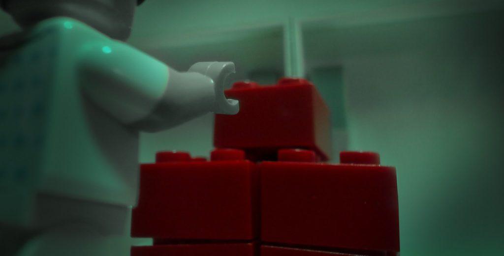 LEGO Stranger Things 4