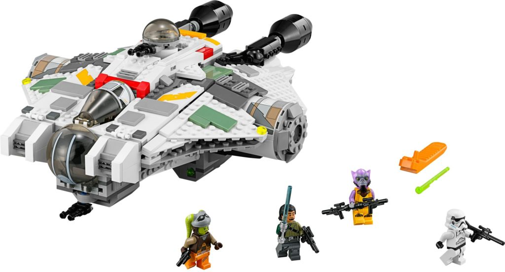 LEGO The Ghost Ship