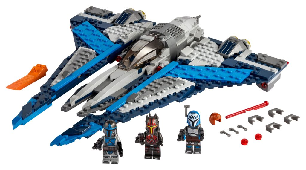 75316 Mandalorian Starfighter Set