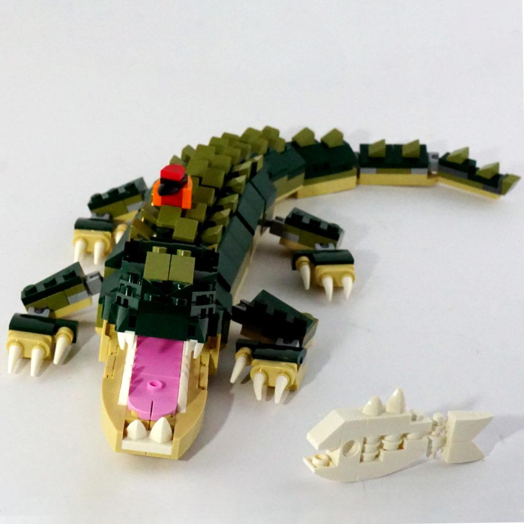 LEGO 31121 Crocodile Crocodile Set 1