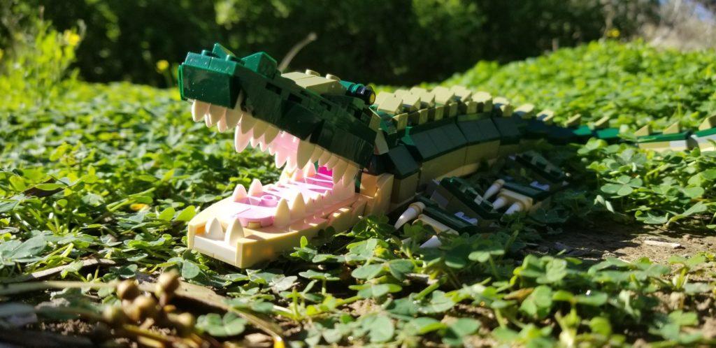 LEGO 31121 Crocodile Outdoors
