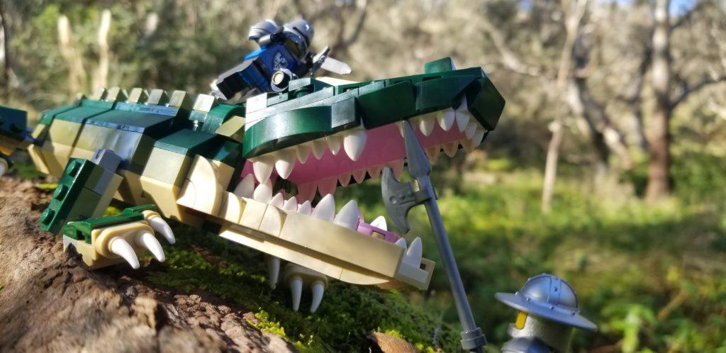 LEGO 31121 Crocodile River