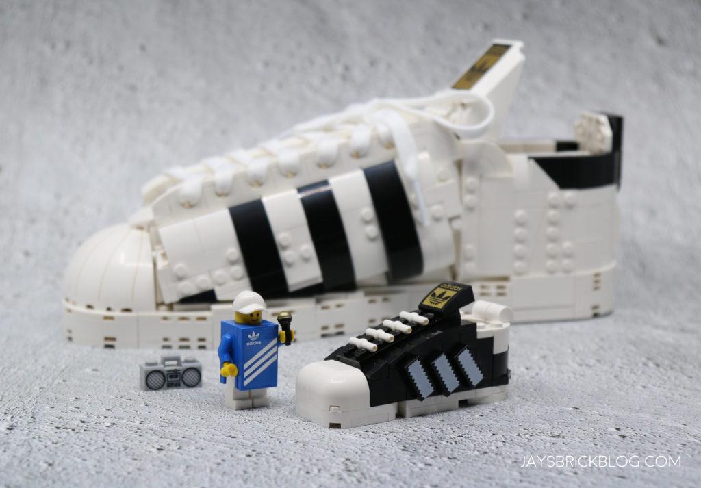 LEGO 40486 Mini Adidas Superstar