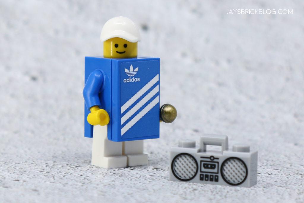 LEGO 40486 Mini Adidas Superstar Minifigure