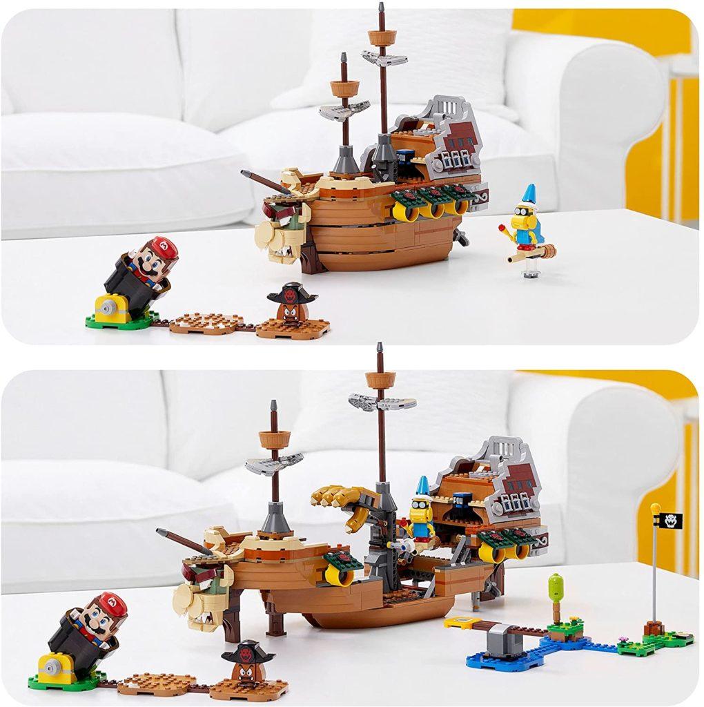LEGO 71391 Bowsers Airship Lifestyle
