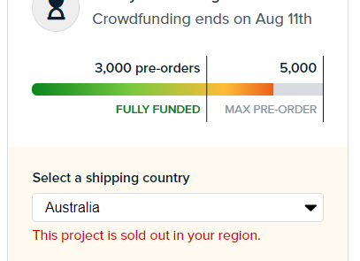 Bricklink Project Sold Out